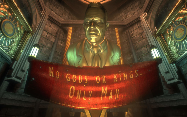 Screenshot 3 - BioShock: The Collection