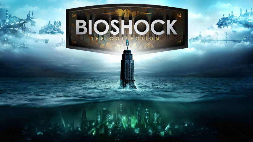 Screenshot 2 - BioShock: The Collection