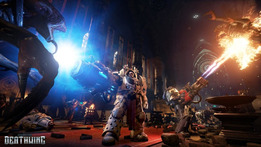 Screenshot 4 - Space Hulk - Deathwing