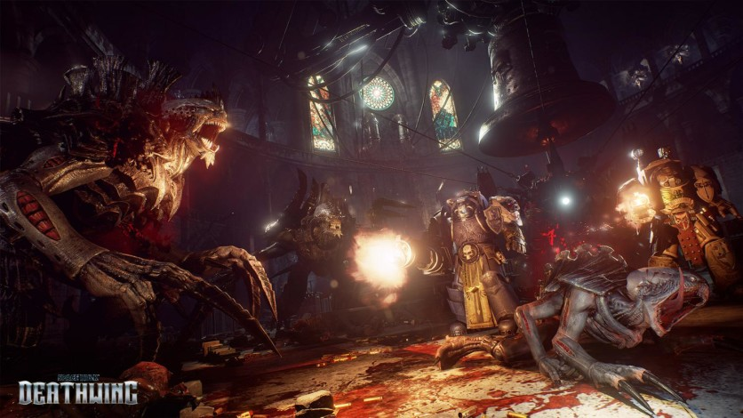 Screenshot 6 - Space Hulk - Deathwing