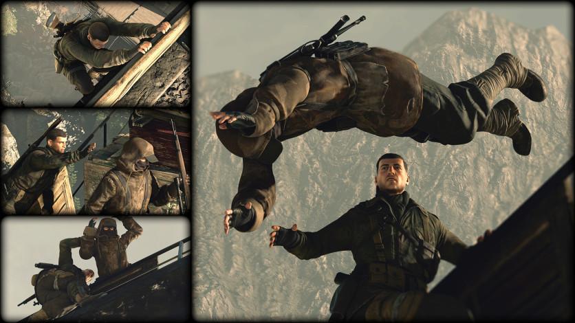 Screenshot 7 - Sniper Elite 4