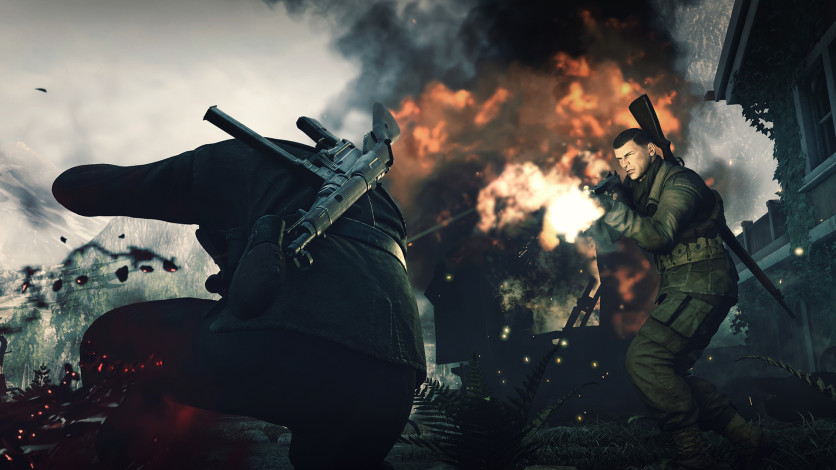 Screenshot 5 - Sniper Elite 4