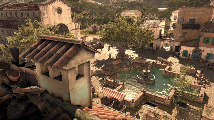 Screenshot 4 - Sniper Elite 4 - Deluxe Edition