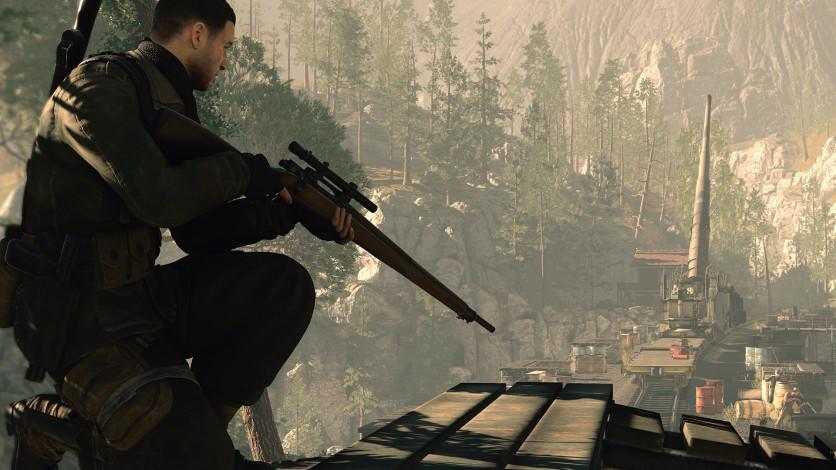 Screenshot 2 - Sniper Elite 4 - Deluxe Edition