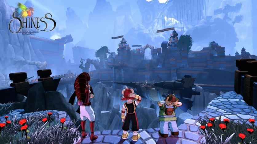 Screenshot 5 - Shiness: The Lightning Kingdom