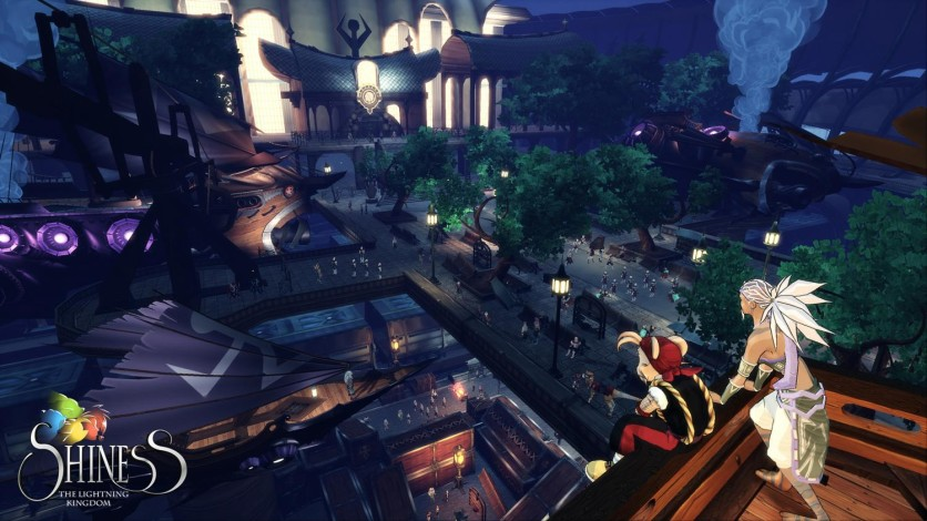 Screenshot 8 - Shiness: The Lightning Kingdom