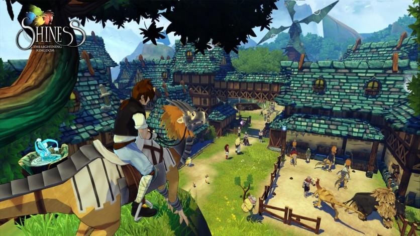 Screenshot 6 - Shiness: The Lightning Kingdom