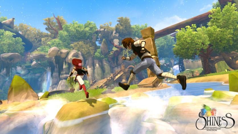 Screenshot 4 - Shiness: The Lightning Kingdom