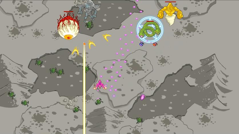 Screenshot 6 - Phoenix Force