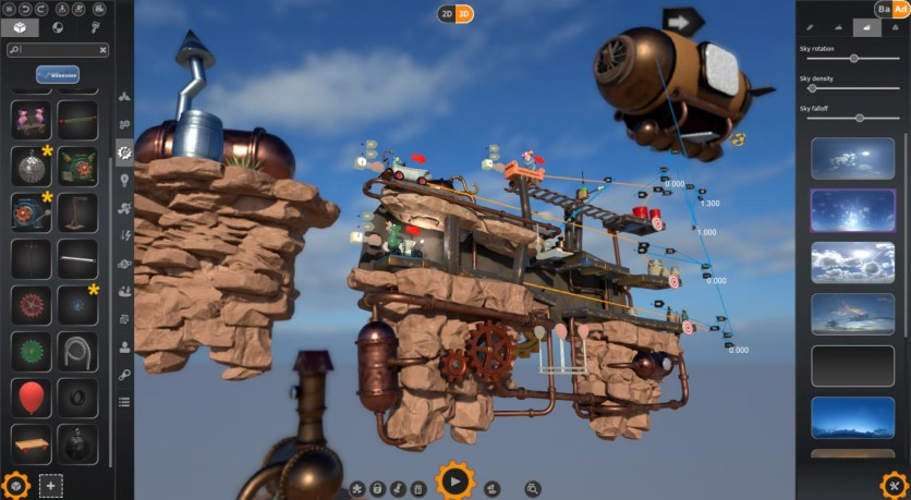 Screenshot 6 - Crazy Machines 3