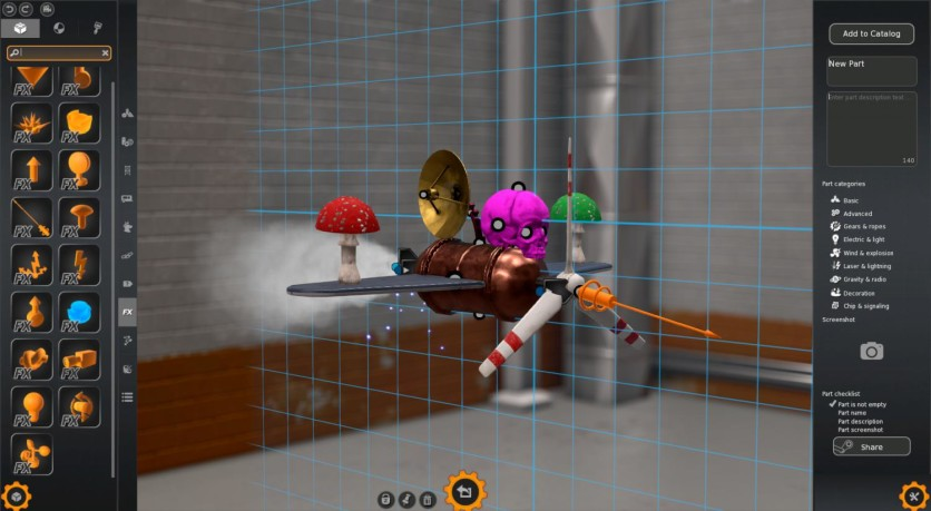 Screenshot 3 - Crazy Machines 3