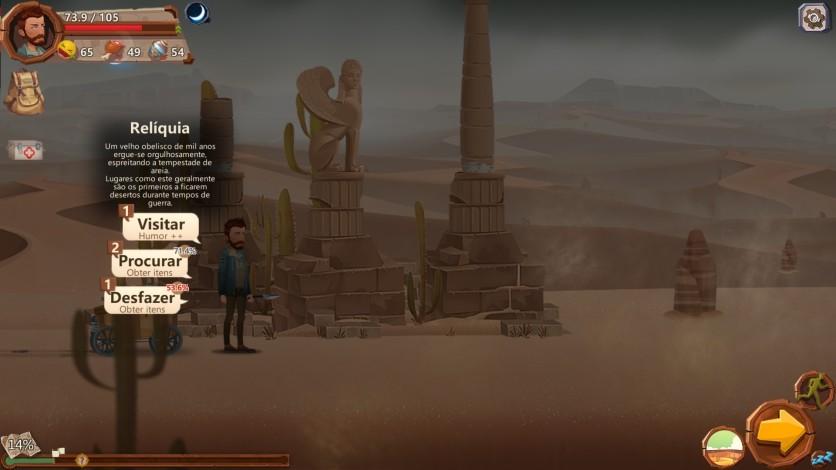 Screenshot 3 - Home Behind