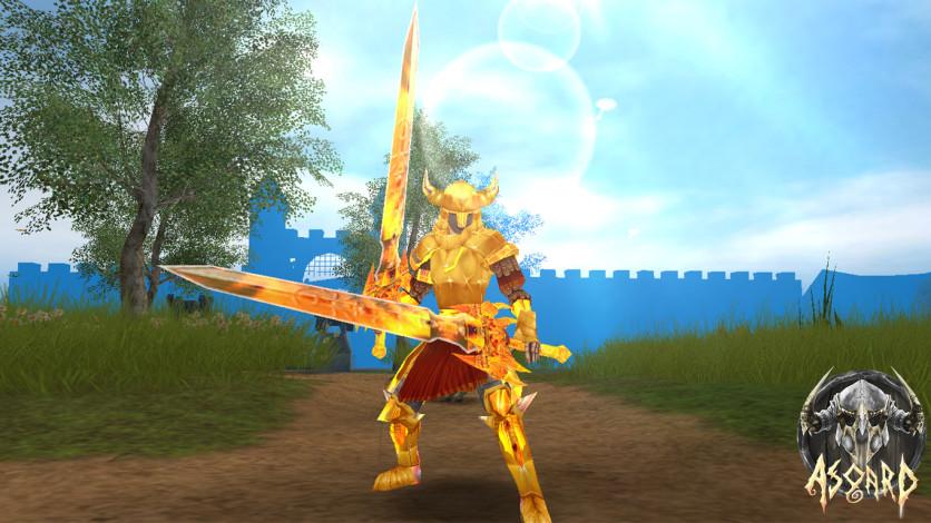 Screenshot 1 - Supreme Destiny: Asgard HD Edition