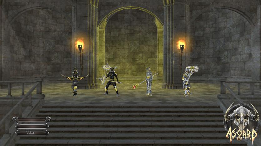 Screenshot 3 - Supreme Destiny: Asgard HD Edition