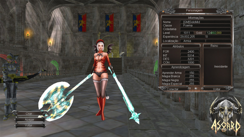 Screenshot 14 - Supreme Destiny: Asgard HD Edition