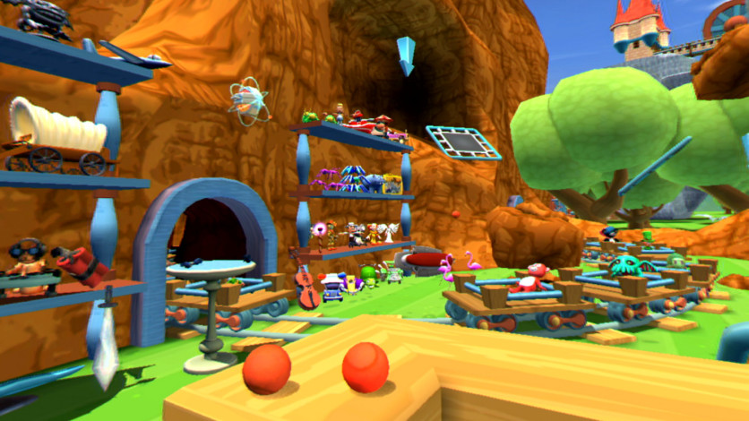 Screenshot 4 - Carnival Games - VR