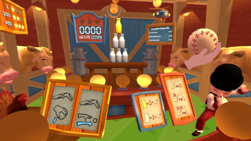 Screenshot 2 - Carnival Games - VR