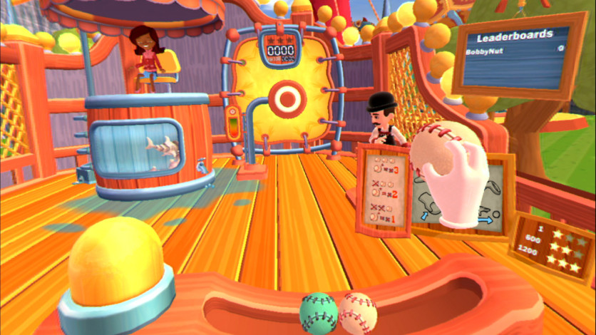 Screenshot 3 - Carnival Games - VR