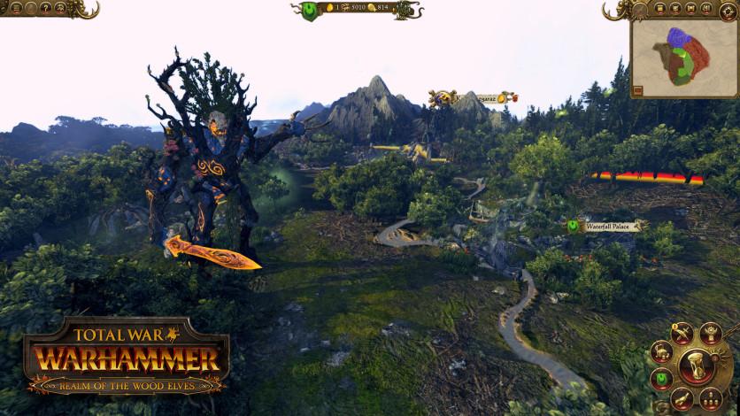 Screenshot 5 - Total War: WARHAMMER - Realm of The Wood Elves