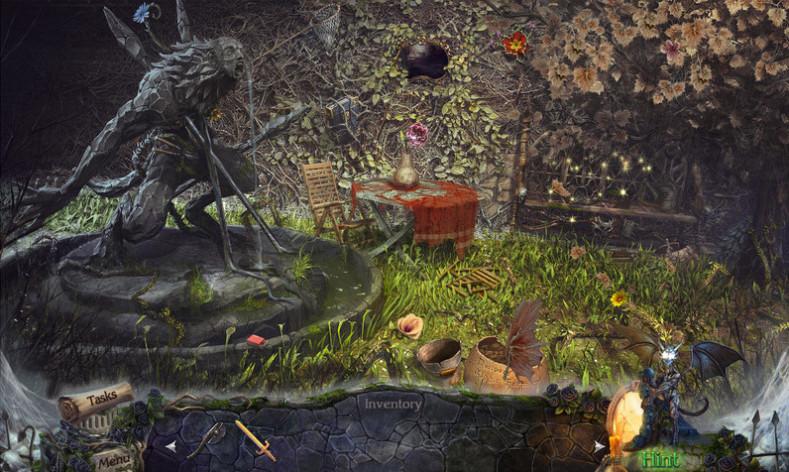 Screenshot 8 - Mystery Castle -  The Mirror's Secret