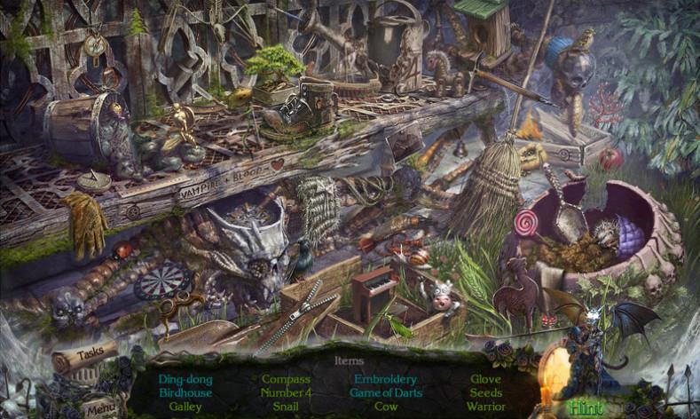 Screenshot 5 - Mystery Castle -  The Mirror's Secret