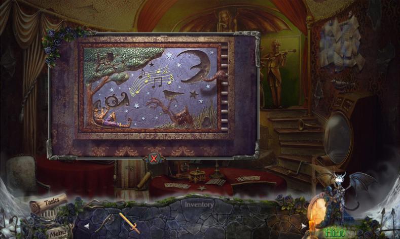 Screenshot 4 - Mystery Castle -  The Mirror's Secret
