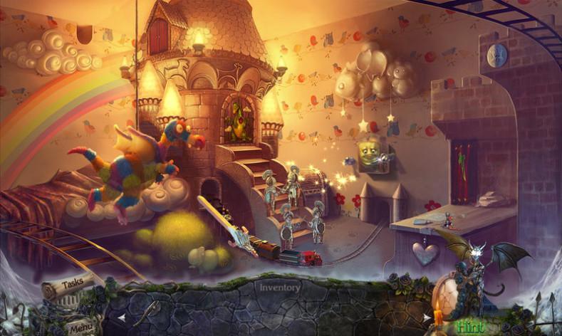 Screenshot 3 - Mystery Castle -  The Mirror's Secret