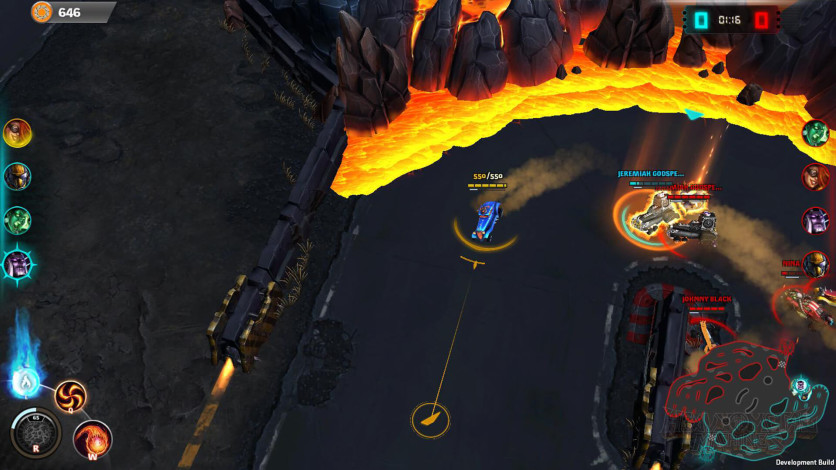 Screenshot 8 - Heavy Metal Machines