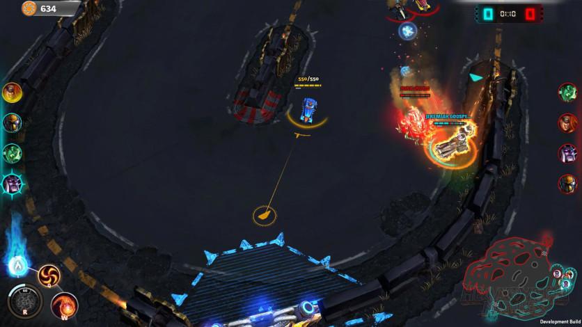 Screenshot 12 - Heavy Metal Machines