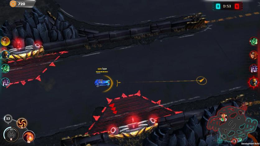 Screenshot 9 - Heavy Metal Machines