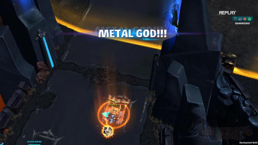 Screenshot 7 - Heavy Metal Machines