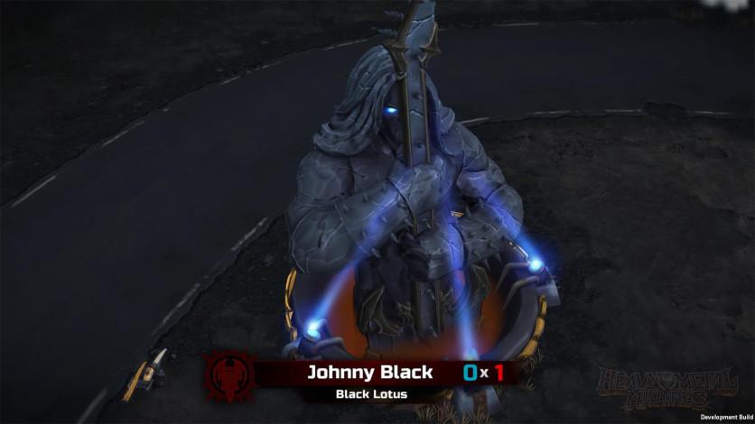 Screenshot 3 - Heavy Metal Machines