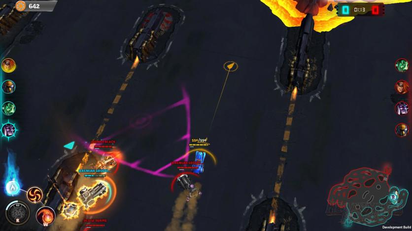 Screenshot 10 - Heavy Metal Machines