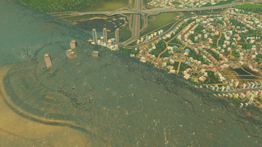 Screenshot 2 - Cities: Skylines - Natural Disasters