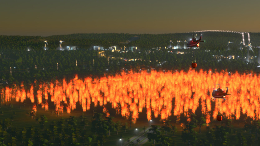 Screenshot 9 - Cities: Skylines - Natural Disasters