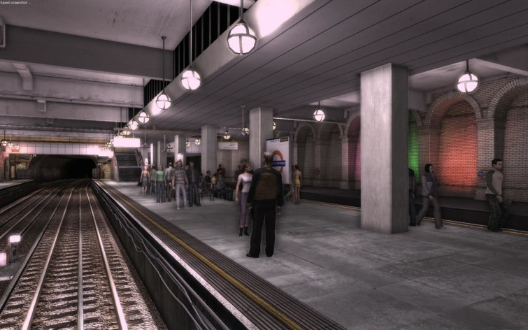 Screenshot 14 - World of Subways 3 - London Underground