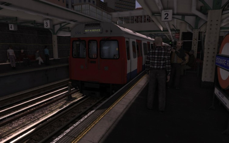 Screenshot 10 - World of Subways 3 - London Underground