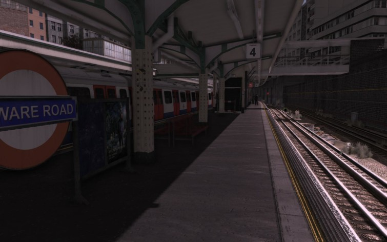 Screenshot 2 - World of Subways 3 - London Underground