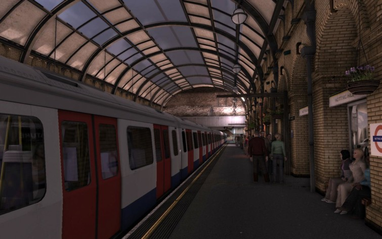 Screenshot 8 - World of Subways 3 - London Underground