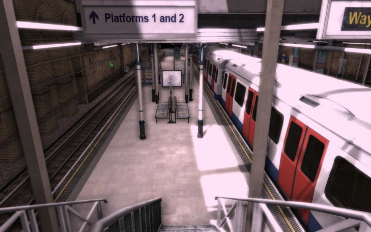 Screenshot 11 - World of Subways 3 - London Underground