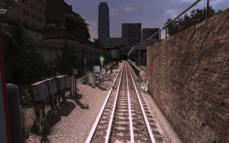 Screenshot 3 - World of Subways 3 - London Underground
