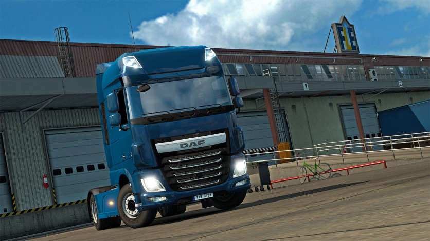 Screenshot 15 - Euro Truck Simulator 2 - Vive la France