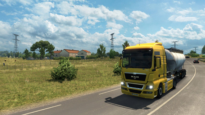 Screenshot 11 - Euro Truck Simulator 2 - Vive la France