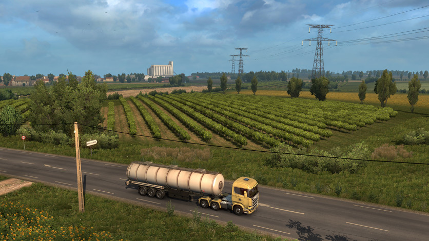 Screenshot 16 - Euro Truck Simulator 2 - Vive la France