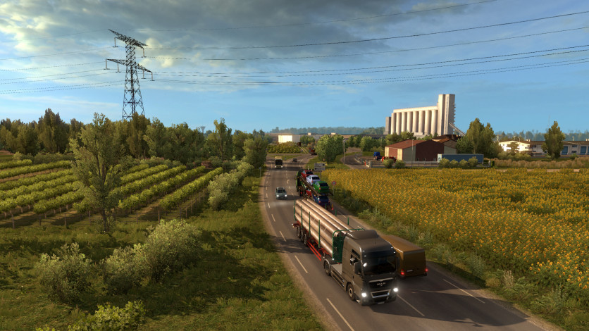 Screenshot 6 - Euro Truck Simulator 2 - Vive la France