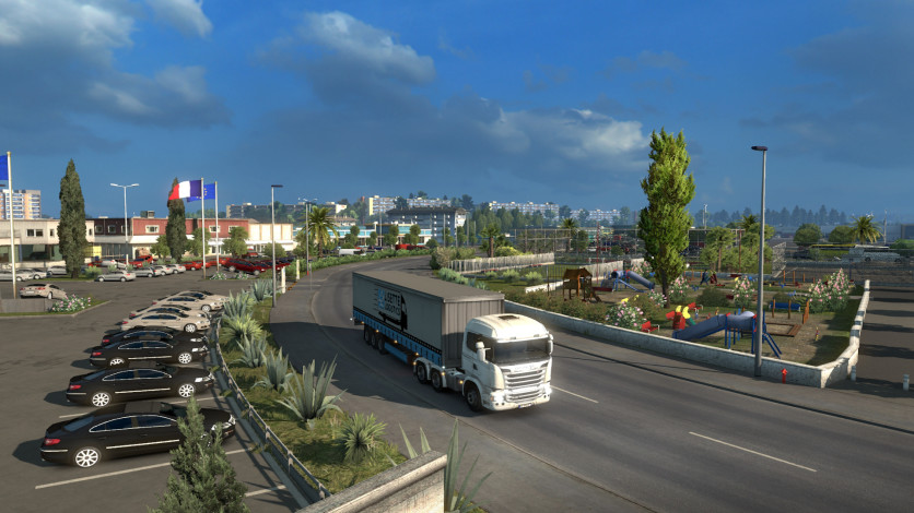 Screenshot 12 - Euro Truck Simulator 2 - Vive la France