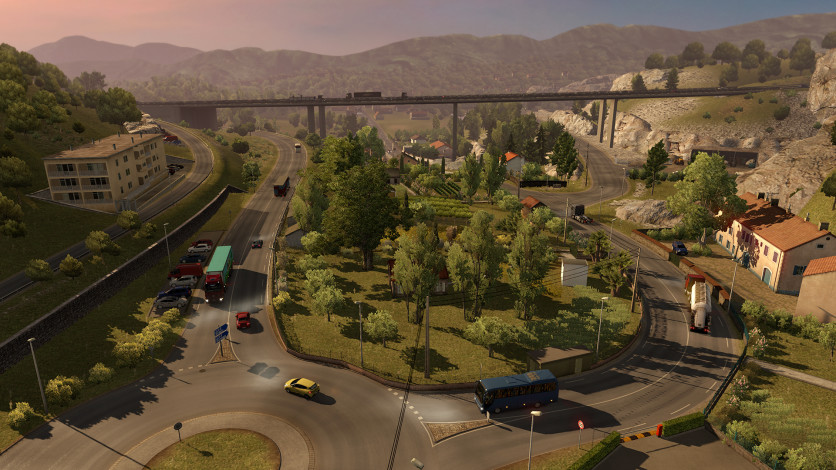 Screenshot 17 - Euro Truck Simulator 2 - Vive la France