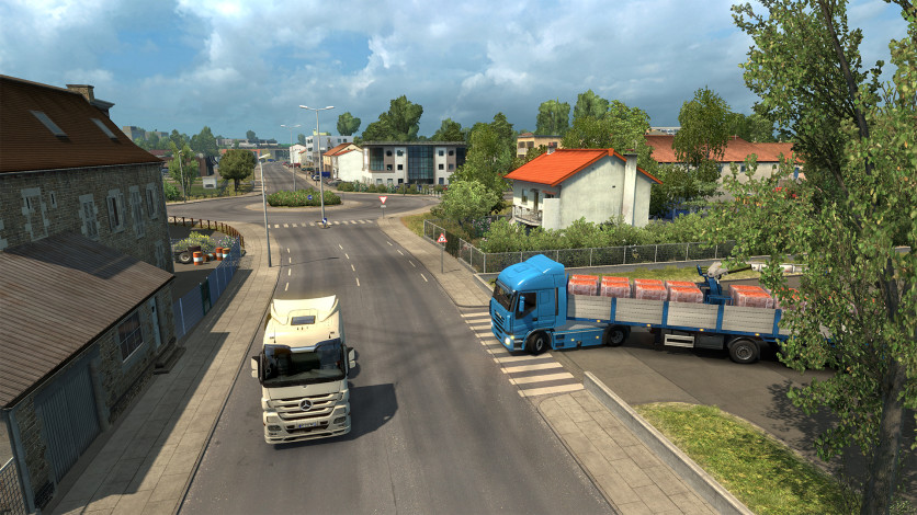 Screenshot 5 - Euro Truck Simulator 2 - Vive la France