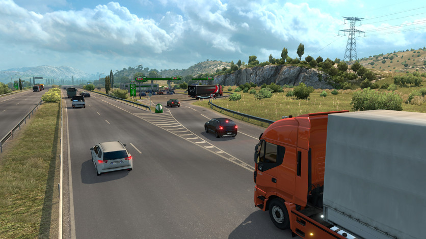Screenshot 13 - Euro Truck Simulator 2 - Vive la France