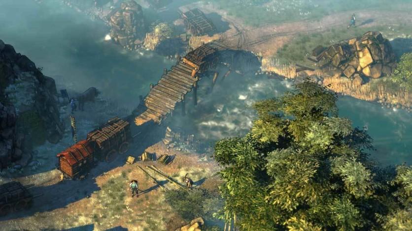 Screenshot 6 - Shadow Tactics: Blades of the Shogun
